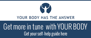 Your Body has the answer